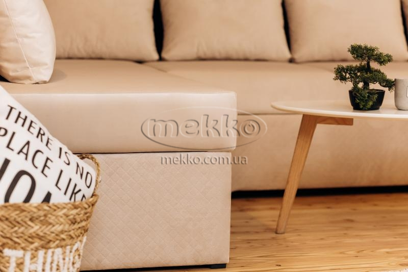 Ортопедичний П-подібний диван Emperador (Емперадор) (3400х3250х2000) ф-ка Мекко-7