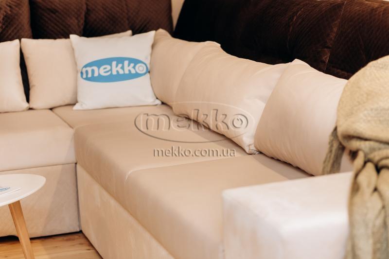 Ортопедичний П-подібний диван Emperador (Емперадор) (3400х3250х2000) ф-ка Мекко-5