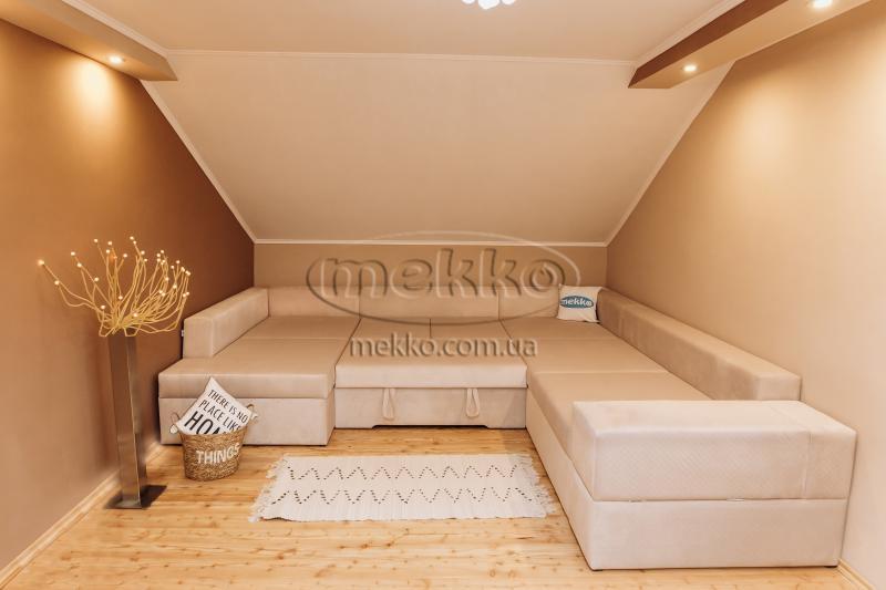 Ортопедичний П-подібний диван Emperador (Емперадор) (3400х3250х2000) ф-ка Мекко-10