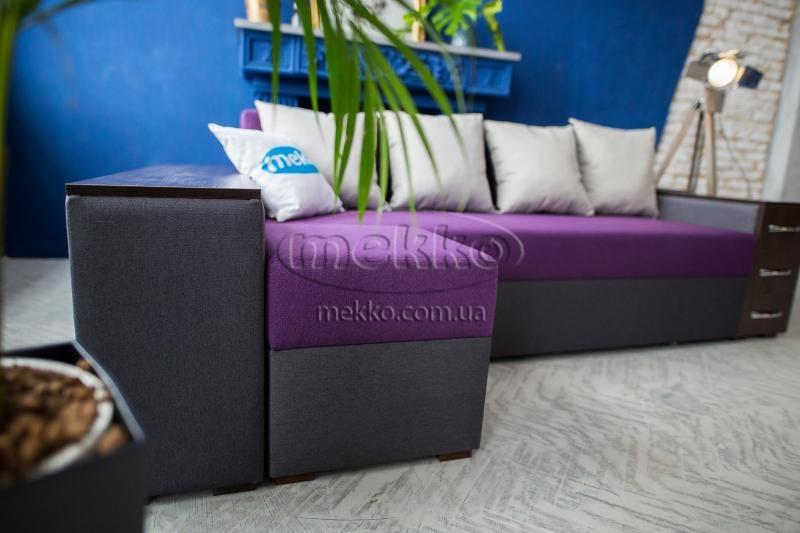 Ортопедичний кутовий диван Cube Shuttle (Куб Шатл) (2600x1430) ф-ка Мекко-4