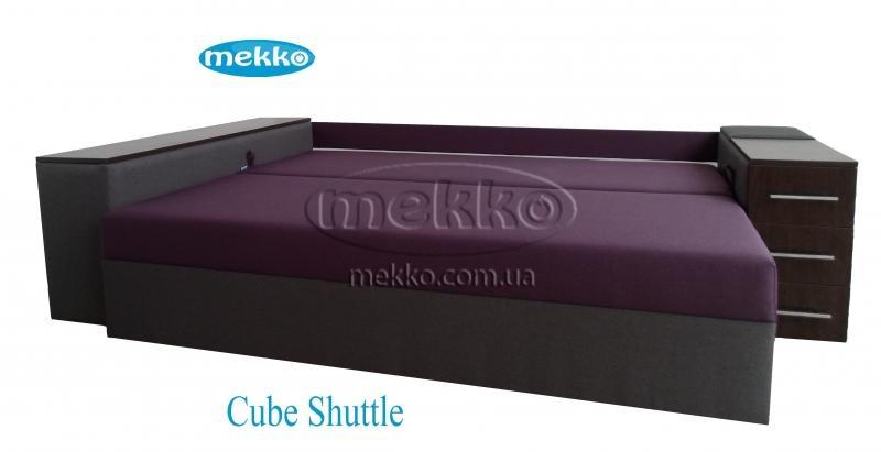 Ортопедичний кутовий диван Cube Shuttle (Куб Шатл) (2600x1430) ф-ка Мекко-22