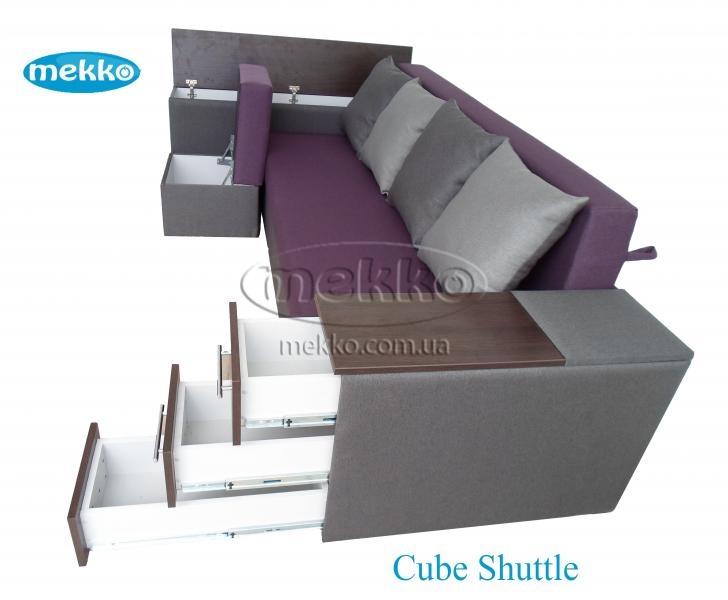 Ортопедичний кутовий диван Cube Shuttle (Куб Шатл) (2600x1430) ф-ка Мекко-20