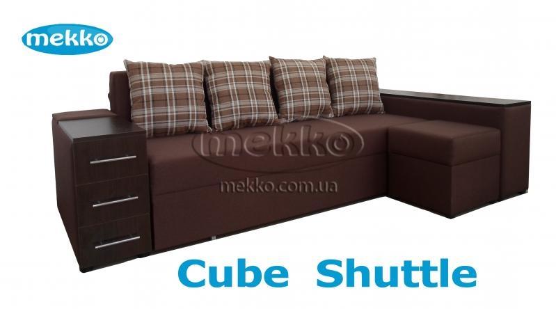 Ортопедичний кутовий диван Cube Shuttle (Куб Шатл) (2600x1430) ф-ка Мекко-18