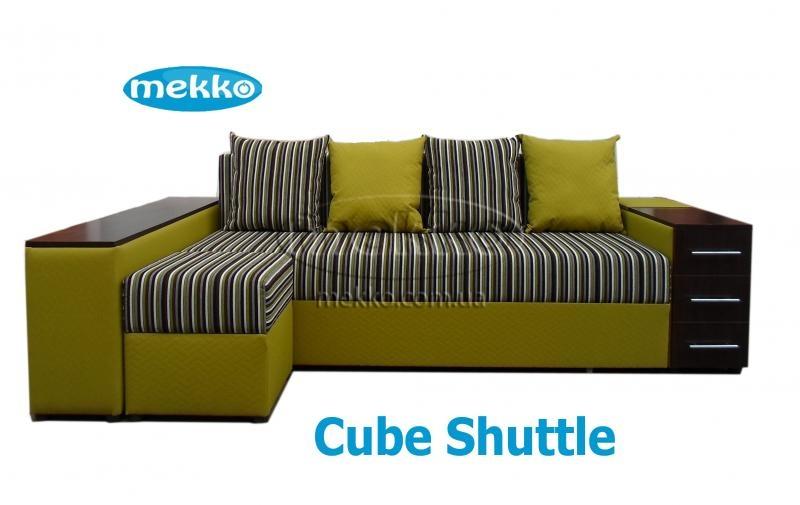 Ортопедичний кутовий диван Cube Shuttle (Куб Шатл) (2600x1430) ф-ка Мекко-16