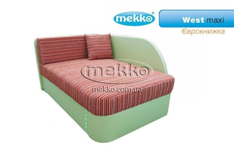 Ортопедичний диван West Maxi (Вест Максі) (1600х1000) ф-ка Мекко