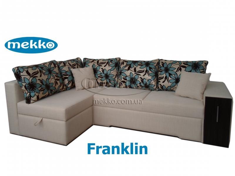 Ортопедичний кутовий диван Franklin (Франклін) (2800х1700) ф-ка Мекко-7