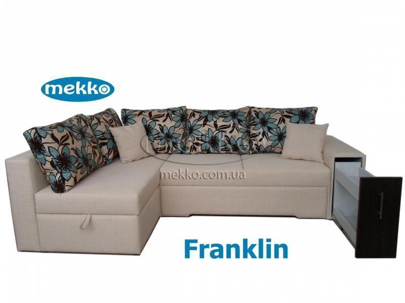 Ортопедичний кутовий диван Franklin (Франклін) (2800х1700) ф-ка Мекко-8