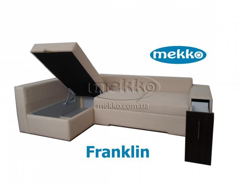 Ортопедичний кутовий диван Franklin (Франклін) (2800х1700) ф-ка Мекко-9