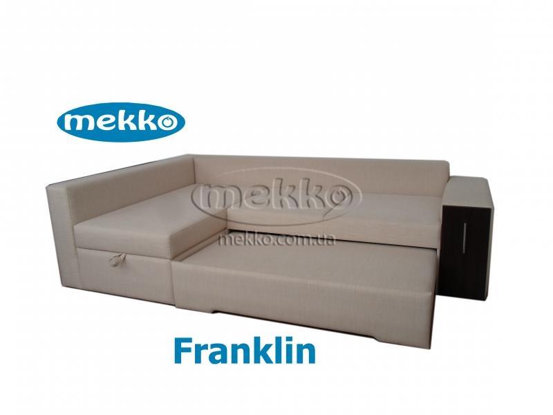 Ортопедичний кутовий диван Franklin (Франклін) (2800х1700) ф-ка Мекко-10