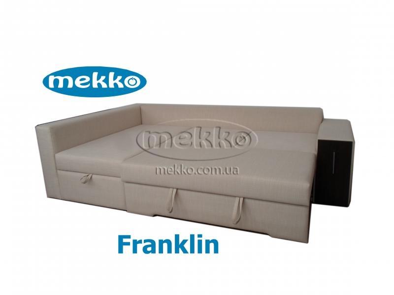 Ортопедичний кутовий диван Franklin (Франклін) (2800х1700) ф-ка Мекко-12