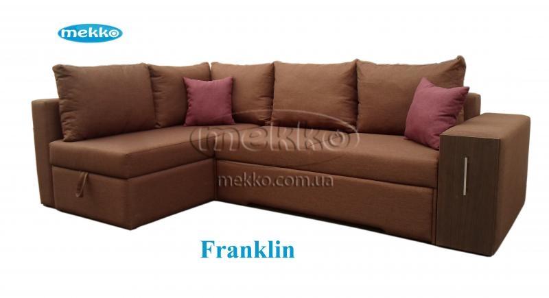 Ортопедичний кутовий диван Franklin (Франклін) (2800х1700) ф-ка Мекко-6