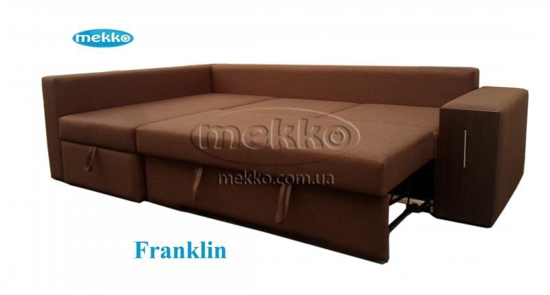 Ортопедичний кутовий диван Franklin (Франклін) (2800х1700) ф-ка Мекко-11